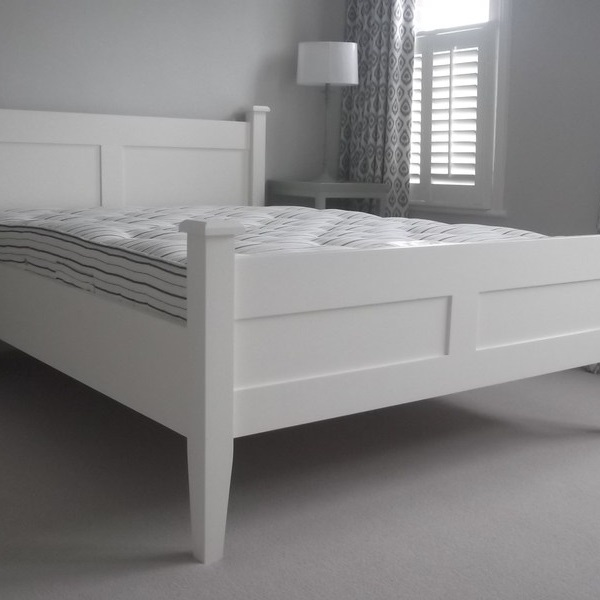 Salcombe Low Footboard Bed